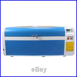 Auto Focus Reci 100W 1000x600mm Co2 Laser Cutter Laser Engraving Machine CW5000