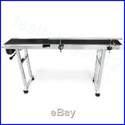 Automatic conveyor for jet printer or laser engraving machine for coding, LOGO