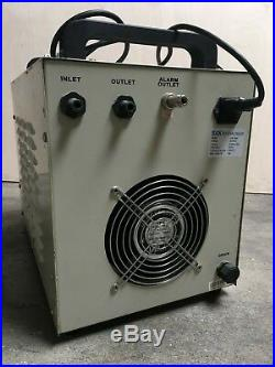 BOSS LS-1416 CO2 Laser Engraving Machine, with Rotary, and CW-3000 Chiller