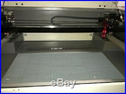 BOSS LS-1630 Laser Engraving Cutting Machine 100W CO2 16x30 Table