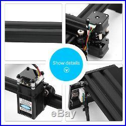 BX-20W USB Laser Engraving Cutting Machine Engraver CNC DIY Mark Printer N9X5