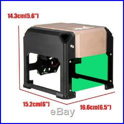 Bluetooth 3000mW Desktop Laser Engraving Machine Support Mobile Phone Connection