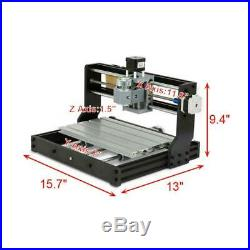 CNC 3018 PRO Engraving Machine Mini DIY Wood Router GRBL Control with 2500mw Laser