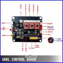 CNC 3018 PRO Engraving Machine Wood Router GRBL Control 2500mw Laser 10000r/m