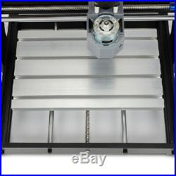CNC 3018 PRO Machine Router 3 Axis Engraving PCB Wood DIY Mill+2500mw Laser Head