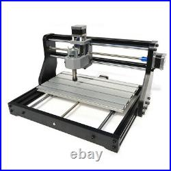 CNC 3018 PRO Machine Router Engraving 3 Axis PCB Wood DIY Mill+Laser Head 5500mw