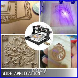 CNC 3018 PRO Router 2500mw Laser Engraver For Wood Plastic with Offline Control