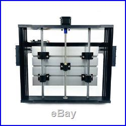 CNC 3018pro Machine Router DIY Engraving Milling Kit with 5500mW Laser Head ER11