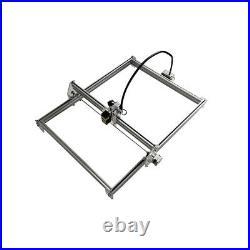 CNC Laser Engraver Router100100CM Kit &15W Laser Module Wood Milling Machine