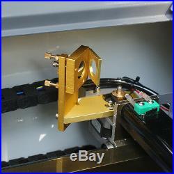 CO2 LASER ENGRAVING CUTTING MACHINE USB PORT 50W 300500mm CE, FDA FREE REDDOT
