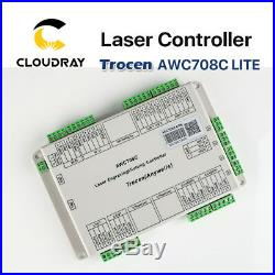 CO2 Laser Controller System Anywells AWC708C Lite for Engraving Cutting Machine