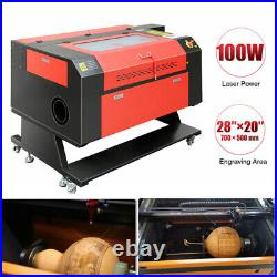 CO2 Laser Engraver Cutter 100W 28x20 Engraving Cutting Marking Machine Ruida