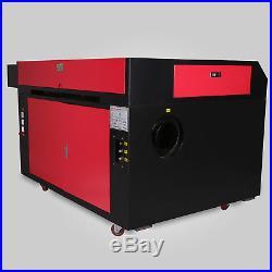 CO2 Laser Engraving Engraver Machine 100w Usb Disk U-Flash Cutter 36x24 Size