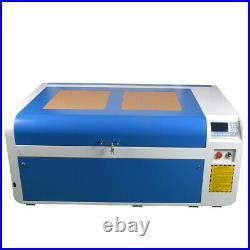 CO2 Laser Engraving Machine 1060 100W Laser Cutter RD Controller&CW-5000 Chiller