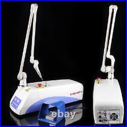 CO2 Laser System Engraver Cutting Wrinkle Scar Removal Skin Rejuvenation Machine