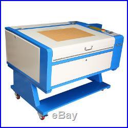CO2 Machine Laser à Graver 100W DSP Control Engraving Engraver Machine rdworks