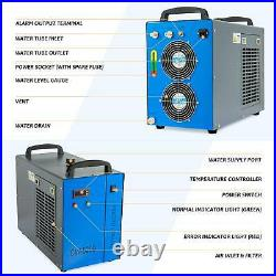 CW-5200 Industrial Water Chiller for 60-150W CO2 Laser Engraving Cutting Machine