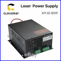 Cloudray 60W CO2 Laser Power Supply for Laser Engraver Cutter Machine 220V
