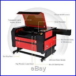 Co2 Laser Engraver Cutter 100W 28x20 Ruida Engraving Cutting Marking Machine