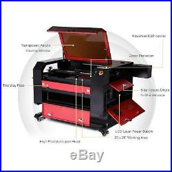 Co2 Laser Engraver Cutter 80W 28x20 RDwork v8 Engraving Cutting Marking Machine