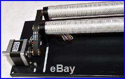 Cylinder Rotary Attachment for CO2 Laser Engraver Machine NEMA 17