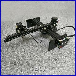 DIY 25W Desktop CNC Laser Engraving Cutter Machine Metal Wood USB Engraver Kit