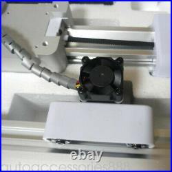 DIY 3000mW Laser Engraver 3W Logo Engraving Carving Machine Desktop Printer Kit