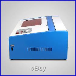DIY 40W USB Laser Printer Engraver Cutter Laser Engraving Cutting Machine