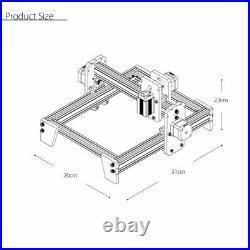 DIY CNC Laser Engraving Cutting Machine Engraver Printer Desktop Cutter C