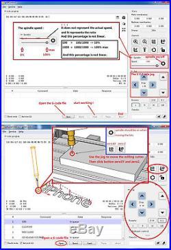 DIY CNC Mini Laser Engraving Machine 2500mW Marking Wood Printer Engraver