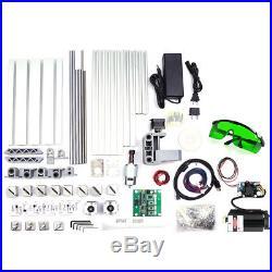DIY CNC3018 2-In-1 CNC Laser Engraving Machine GRBL Control 3 Axis 5500mW XYZ