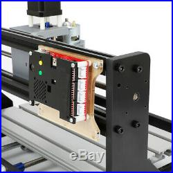 DIY Cutting Machine 3018 Engraving Router & 2500mw Laser Module Carving Milling