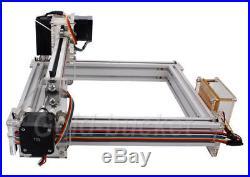 DIY Desktop 1600mW Mini Laser Engraving Machine Cutting Logo Picture Image Print