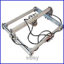 DIY Desktop Laser Engraving Marking Machine Wood Cutter Printer Engraver 500mW
