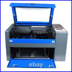 DSP High Precision 5030 50W CO2 Laser Cutter Engraving Cutting Machine US Stock