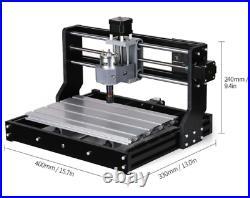 Desktop CNC3018 PRO Laser Engraving Machine DIY Logo Marking Printer Engraver