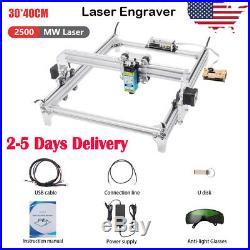 Desktop Laser Engraver Engraving 2500mW Machine Picture Marking CNC Printer US