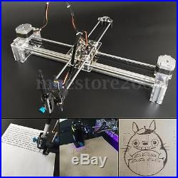 Drawing & Writing Robot Auto Writing Signatures Machine Laser Engraving Extended