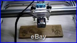 EleksMaker EleksLaser-A3 Pro 2500mW Laser Engraving Machine CNC Laser Printer US
