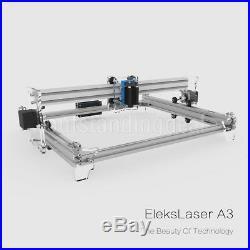 EleksMaker EleksLaser-A3 Pro Laser Engraving Machine CNC Laser Printer SZ SHIP