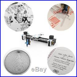 EleksMaker Mini XY 2 Axis CNC Pen Plotter DIY Laser Drawing Machine Printer