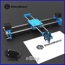 EleksMaker XY 2 Axis CNC Laser Printer Drawing Engraving Machine Pen Plotter NEW