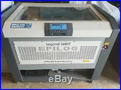 Epilog Legend 36 EXT 75 Watt Laser Engraver