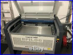 Epilog Legend 36 EXT 75 Watt Laser Engraver 2009
