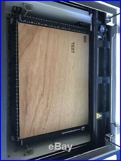 Epilog Zing 16 30 Watt Laser Machine Engraver Cutter