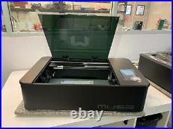 FSL Muse 3D Autofocus Desktop CO2 Laser Cutter Bundle