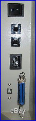 GCC MercuryIII 25W Laser Engraving Engraver Cutter Machine ME-25 Fume Extractor