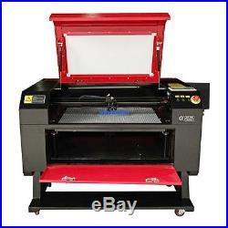 High Precise 100W CO2 Laser Engraving Cutting Machine Engraver Cutter USB Port