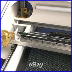 High Precise USB 60W CO2 Laser Cutter Engraving Cutting Machine 600x400mm