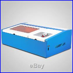 High Promotion 40w Co2 Laser Engraving Cutting Machine Engraver Cutter 300x200mm